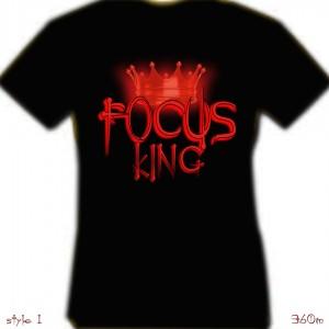focus king tshirt style 1